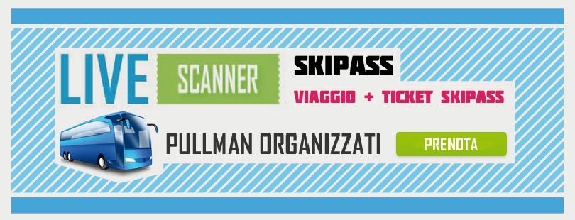A Skipass con Livescanner