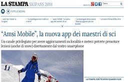 0111 la stampa app