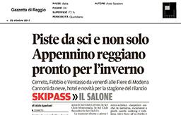 25 Ottobre 2017 - Gazzetta di Reggio