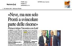 25 Ottobre 2017 - La Nazione