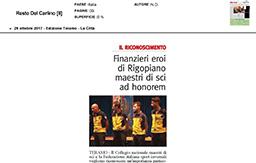 26 Ottobre 2017 - Il Resto Del Carlino (Teramo)