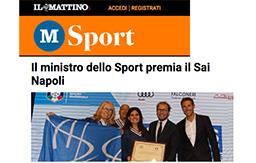 2 Novembre 2017 - Sport.ilMattino.it