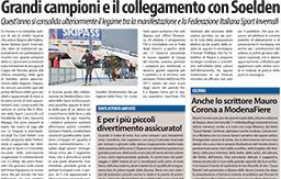 27 Ottobre 2017 - Gazzetta di Modena
