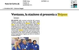 28 Ottobre 2017 - Il Resto Del Carlino (Reggio Emilia)
