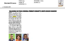 30 Ottobre 2017 - Giornale di Lecco
