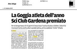 31 Ottobre 2017 - Alto Adige