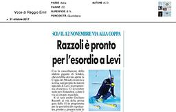 31 Ottobre 2017 - La Voce di Reggio Emilia